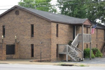 Ringgold Rd 2-Story Brick Office Building