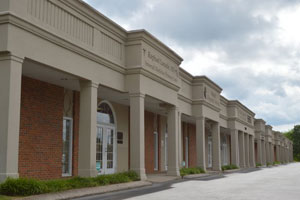 Commercial Office Real Estate on Gunbarrel Road