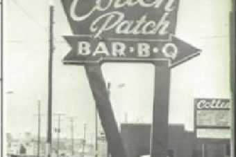 former Cotten Patch Bar-B-Que Restaurant