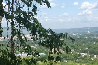 Missionary Ridge .75 ac Outstanding View