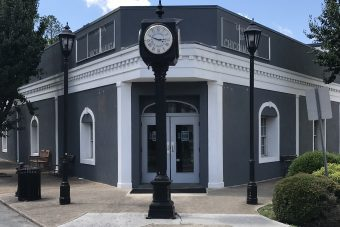 former Bank of Chickamauga Main Office