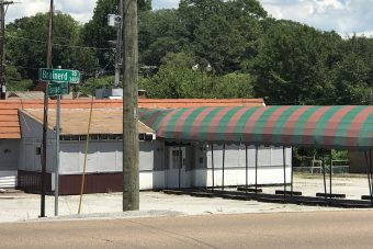 Corner Lot (former Sports Bar) Brainerd Rd at Tunnel Blvd