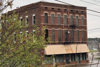 former E Main Street Norfolk & Southern Property
