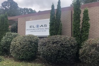 former Elias Optical Center