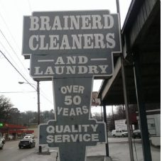 former Brainerd Rd Cleaners
