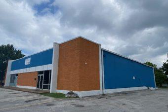 10K sf bldg 23rd Str & S Watkins 2 blcks from new Mill Town Dev.