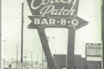 former Cotten Patch Bar-B-Que Restaurant