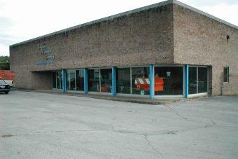 former Goodwin Machinery 1900 E Main Street