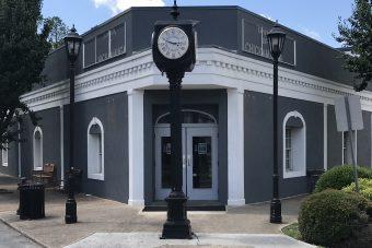 former Bank of Chickamauga Main Office