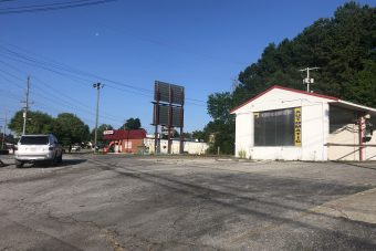 Highway 58 Signalized Hard Corner .58 AC