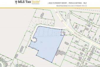 8.5 Acres On Bonnyvale Lane off Bonny Oaks at Redoubt Soccer Complex
